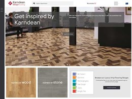 New Karndean Designflooring website brings intricate product details to life