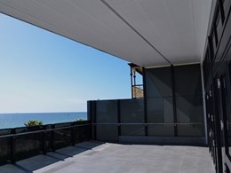 Key-Endura fibre cement panels for interiors and exteriors
