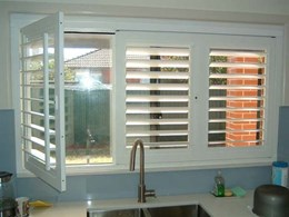 ATDC's lockable plantation shutters for long term durability