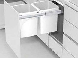 Innovative hidden storage solutions for kitchens, bathrooms and laundries