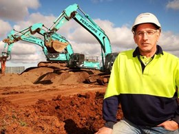 Pescatore Constructions relies on Kobelco excavator fleet for business expansion and momentum