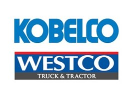Kobelco partners with Westco Trucks to expand dealer network