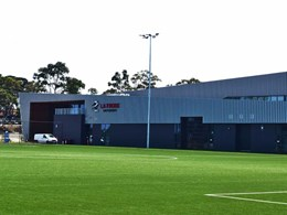 ASKIN meets acoustic and aesthetic goals at new $150M La Trobe Uni sports park