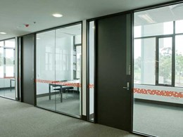 Criterion supplies aluminium glazing suite, doors and frames for LaTrobe Uni Bio-Science Laboratory