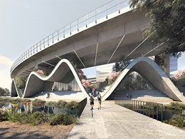 LMTLS proposes undulating structure to revitalize Honggye Stream in Seoul