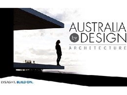 Lysaght sponsors Channel Ten's Australia By Design 2018