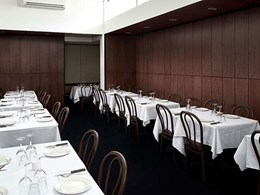 Coogee restaurant reduces noise with Ecoustic Veneer panels