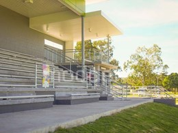 Moddex products feature in Laidley Sporting Centre refurbishment