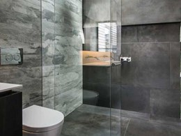 Laticrete tiling products help create impressive en-suite addition at old Victorian home