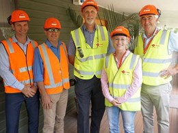 Hyne Timber welcomes new QLD Minister for Agriculture and Fisheries on debut visit