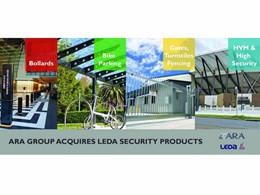 ARA Group acquires Leda Security Products