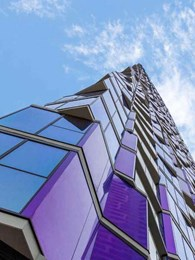 Studco systems meet design requirements at Melbourne's Light House Tower project