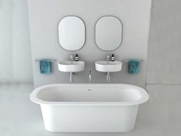 New baths added to Omvivo Lilli range
