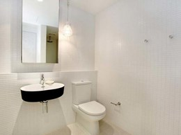 South Yarra luxury apartments feature Lilli basins