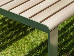 Introducing the Linea range of street furniture