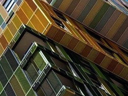 Colour design in architecture