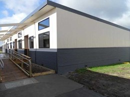Ausco Modular delivers science lab, music block and tutorial rooms in 12 weeks for Lakeside Lutheran College