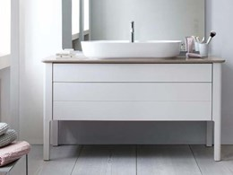 Luv series bathroom furniture by Duravit