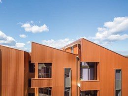 Lysaght steel cladding shines bright on award-winning Sydney apartments