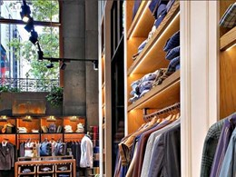 Aglo installs stunning retail lighting solution for MJ Bale
