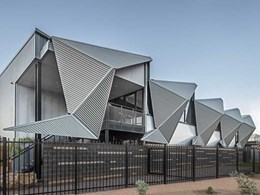 Striking steel building wins top honours at NT architecture awards