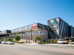 Kingspan products create high performing building envelope for shopping centre