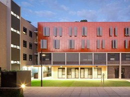 Big River materials specified for student accommodation upgrade