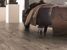 Kronotex laminated flooring for commercial projects