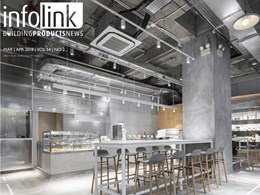 Infolink | Building Products News, March / April 2018 out now