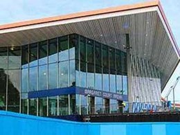 Studco's innovative technologies help overcome challenges at Margaret Court Arena