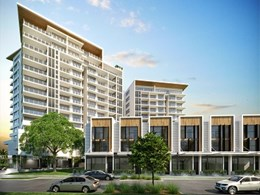 $83M Maroochydore CBD townhome project for the SOHO segment
