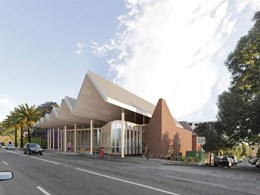 BVN-designed library to open in Marrickville