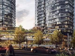 Meriton raises height of Aura tower to 33 levels