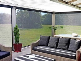 Choosing the best outdoor blinds for all seasons