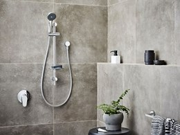 Industrial look remains on-trend for home bathrooms in 2019