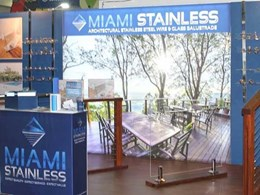 Miami Stainless to debut at Melbourne HomeShow 2017 on 20 April