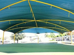 ComshadeXtra next generation shade cloth for all Australian conditions