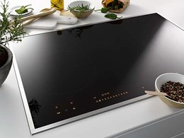 Miele's new TempControl induction cooktops making cooking so simple and accurate