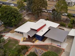 AIR-CELL insulation helps Moe South Street school achieve higher thermal performance