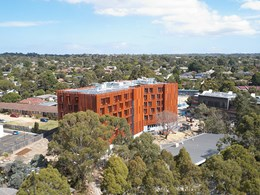 Gillies Hall at Monash goes for gold at Melbourne Design Awards