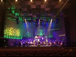 ETC and Jands drive lighting system upgrade at Monash University performing arts centre