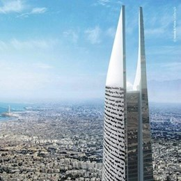 Construction on Africa's tallest tower set to begin in 2015