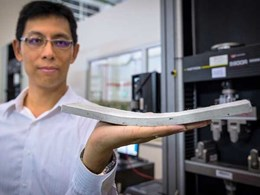 New bendable concrete stronger and longer lasting than regular