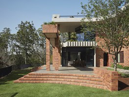 The Tjuringa House: Deliberately timeless