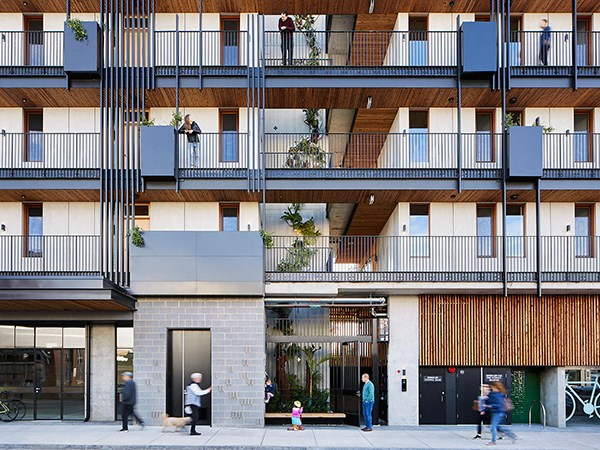 Nightingale 2.0 – Winner of the Multiple Dwelling category at the 2019 Sustainability Awards