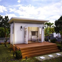 Nova Deko & UNSW to develop fully sustainable modular container homes