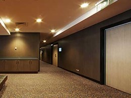 Clipwall wall lining system from Laminex helps Novotel Canberra complete quick and durable makeover