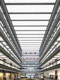 Onyx to supply glass for the world's largest photovoltaic skylight