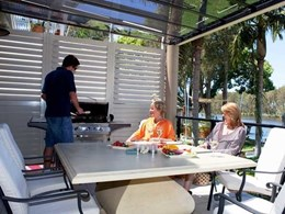 Creating indoor-outdoor living spaces for fresh air, natural light, great views and green ratings