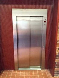 Aussie Lifts launches new Orion C350 sliding door elevators
